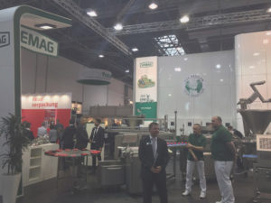 Interpack 2017 - Stand VEMAG