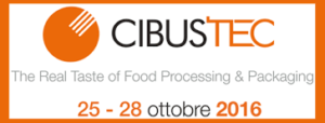 Logo Cibus Tec 2016